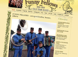 Funny Fellows - Old Time Band